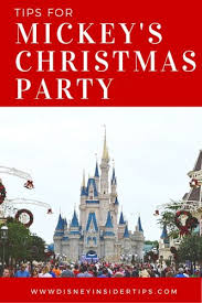 mickey u0027s merry christmas party tips disney insider tips