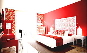 Red Accent Wall by Bedroom Outstanding Red Bedroom Ideas Red Black And Gold Bedroom