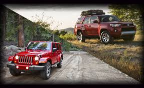 jeep wrangler limited vs unlimited poll jeep wrangler unlimited or toyota 4runner autoguide com