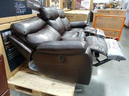 Recliner Sofa Costco Costco Leather Reclining Sofa Set Recliner Sectional Reviews