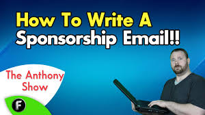 Sponsorship Letter For Sports Event How To Write A Professional Sponsorship Letter Freedomfamily