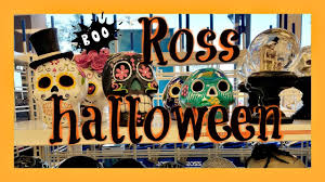 Ross Stores Home Decor Shop With Me At Ross New Halloween Fall Decor 2017 Youtube