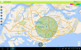 Lightning Strikes Map Lightning Sg Android Apps On Google Play