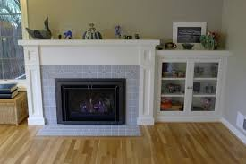 Fireplace Surrounds Lowes by Fireplace Mantel Bookcase Lowe U0027s Gas Fireplaces With Mantel Gas