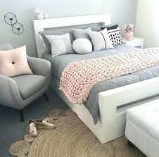 grey bedding ideas pink and grey bedroom ideas bedroom colors decor pink and orange