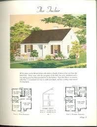historic cape cod floor plans 105 best vintage design images on vintage house plans