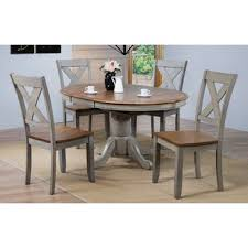 Oval Dining Tables And Chairs Oval Kitchen Dining Room Sets You Ll Wayfair