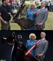 Prince Charles Meme - prince charles vs bald eagle imgflip