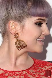 osbourne earrings in or out osbourne in paule ka at the 2013 amfar