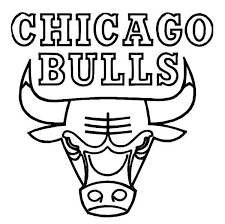printable bulls schedule bull printable coloring pages vopxa at coloring pages of bulls