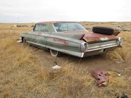 junkyard find 1962 cadillac sedan deville the truth about cars