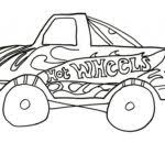 wheels coloring pages set gekimoe u2022 92278