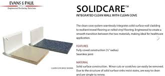 Clean Wall Stains by Solidcare Integrated Clean Wall With Clean Cove New York Ny Usa