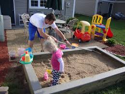 Build A Sandpit In Your Backyard Ten Cool Things You Can Do With Pavers