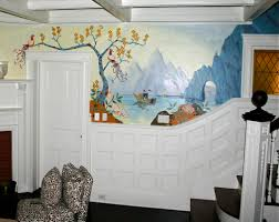 28 paint mural on wall pipeline wall mural commissioned by paint mural on wall barbara thomas art decorative paintings