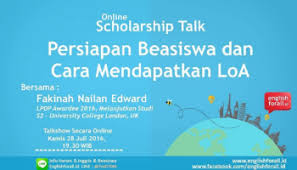 a to z questions answers tentang loa and beasiswa lpdp 2 kiky