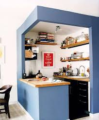 kitchen desaign cool small simple kitchen small space design