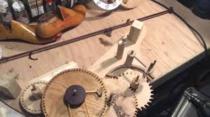 making a wooden clock youtube