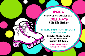 roller skating party invitations theruntime com