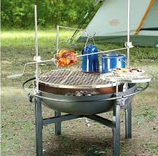 Firepit On Wheels Portable Outdoor Pit With Wheels Coleman Portable Pit