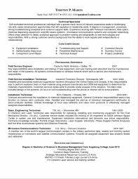 Emt B Resume Accounting Technician Resume Sample Resume123