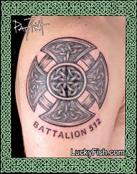 dedication fireman u0027s cross tattoo u2014 luckyfish inc and tattoo