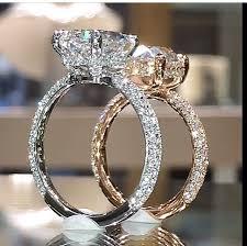 Huge Wedding Rings by Best 25 Huge Wedding Rings Ideas On Pinterest 6 Engagement