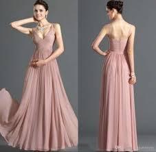 simple but elegant evening dresses 2013 v neck straps sleeveless