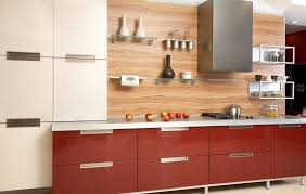 glass shelves for kitchen cabinets kitchen two tone kitchen cabinets ideas with laminated cabinet in