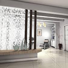 Diy Room Divider Screen Kernorv Diy Room Divider Screen Made Of Environmentally Pvc Simple