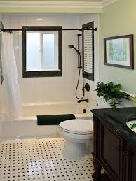 Attractive Black And White Bathroom Ideas Also Elegant Dark Brown - Bathroom designs black and white