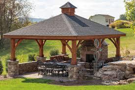pergola styles timber frame pavilions pergolas crickside barns loysville pa