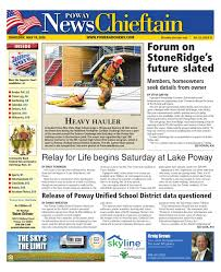 poway news chieftain 05 19 16 by mainstreet media issuu