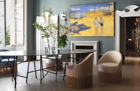 Fendi Living Room Furniture by Fendi And Dimore Studio Team Up For Design Miami Wsj