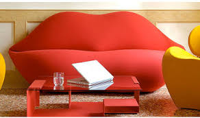 Sofa Contemporary Furniture Design Studio 65 Gufram Bocca Lip Sofa Modern Design By Moderndesign Org