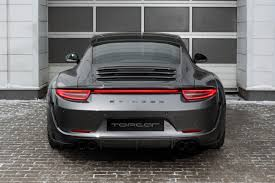 old porsche 911 wide body topcar develops carbon fibre wide body kit for 991 porsche 911