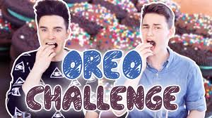 Challenge Z Naruciakiem I Stuu Oreo Challenge Ze Stuu