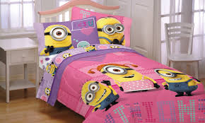 minions u0027way 2 cute u0027 bedding sheet set walmart com