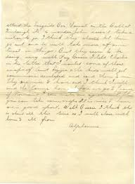 Appreciation Letter Sister ww1 letters home p a murray december 15 1916 letter to sister