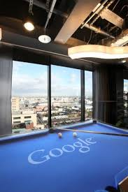 Google Office Dublin Some Google Staff Actually Live At The Office Thejournal Ie