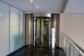 glass security doors entry door revolving glass security geryon srd c01 kaba