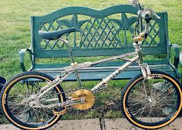 Hutch Bmx Parts Bike Of The Day 1984 Hutch Trick Star Chrome Black Gold Sugar Cayne