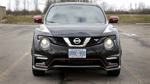juke nismo 2016 nissan juke nismo rs awd test drive review