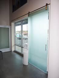 Glass Sliding Door Tracks For Cabinets Sliding Glass Barn Doors Top Hung Inspirational Gallery