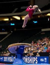 Desert Lights Gymnastics Family Keep Higley Gymnast Grounded Columns