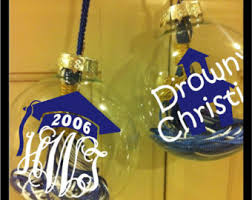 personalized graduation ornament preschool ornament etsy