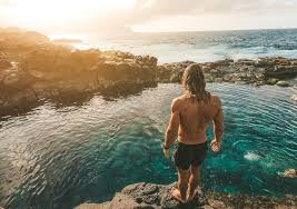 kauai photographers best cliff jumping spots on kauai hawaii journey era