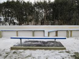 backyard ice rink boards home design