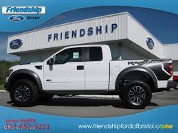 Ford Raptor Crew Cab - 2012 oxford white ford f150 svt raptor supercab 4x4 64288768