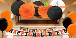 holloween decorations shop decorations by color party city